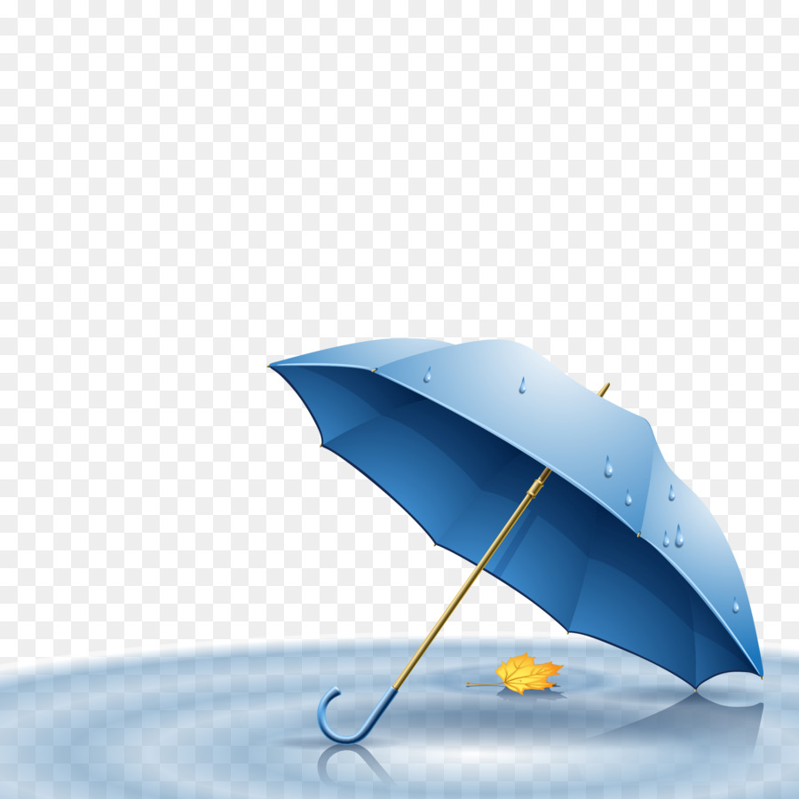 Umbrella Rain Adobe Illustrator