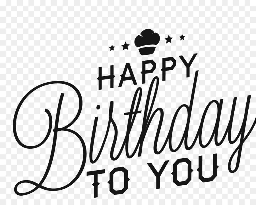 Happy Birthday To You Greeting Card Adobe Illustrator