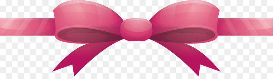 Cinta Rosa Rosado De La Cinta De Dibujo Vectorial Euclídeo   Vector Pintado  De Color Rosa Arco