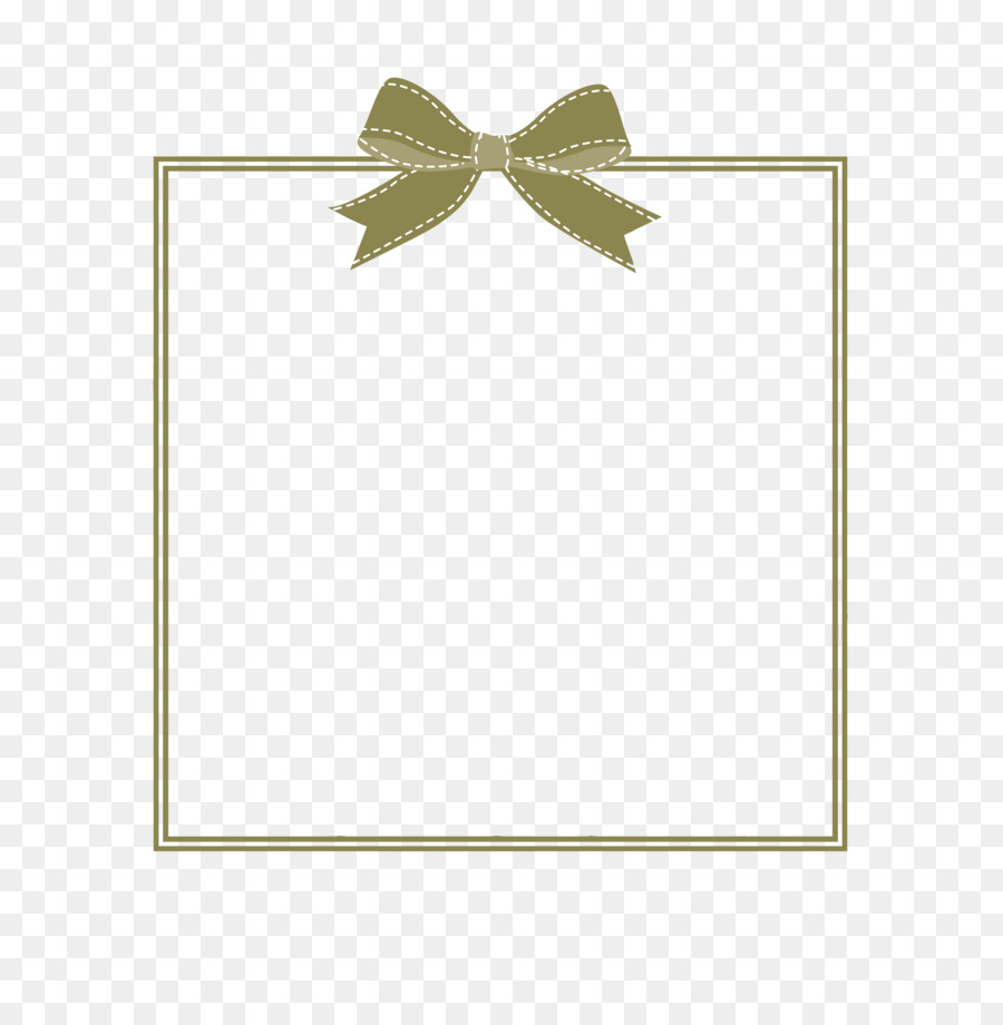 Greeting Card Gift Royalty Free Illustration Bow Frame Png