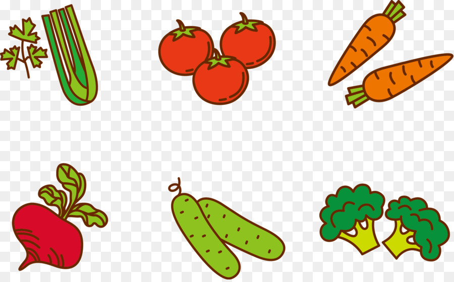 fruit vegetable cartoon clip art vector vegetables png download rh kisspng com fruit and veggie clipart fruit and veggie clipart