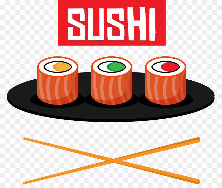 sushi japanese cuisine fish clip art vector sushi illustration png rh kisspng com sushi victoria texas sushi victoria tx