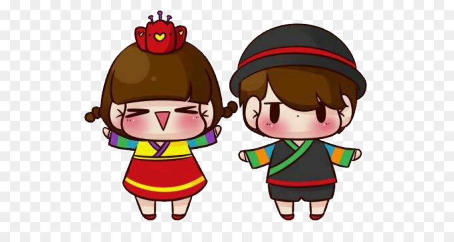 Baozi Korea Cartoon Tencent QQ Avatar