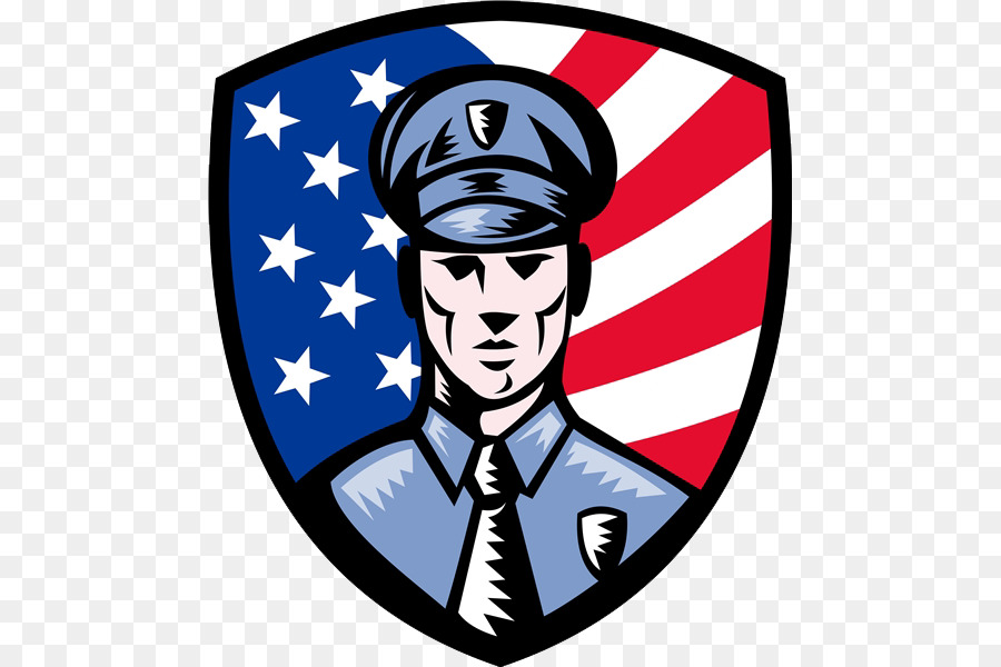 e56937d398516 Police officer Badge Royalty-free Security guard - Police hats in ...
