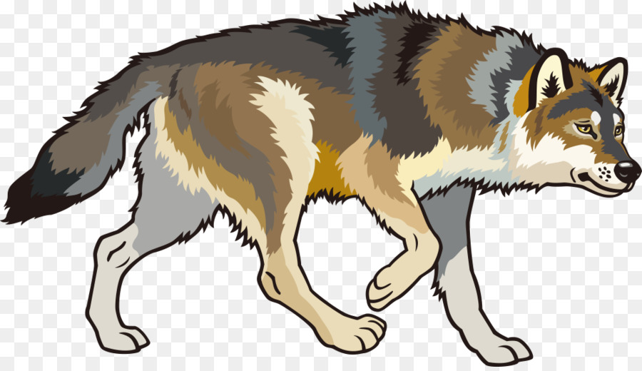 arctic wolf eastern wolf clip art vector dog png download 1000 rh kisspng com clip art wolf face clip art wolf face