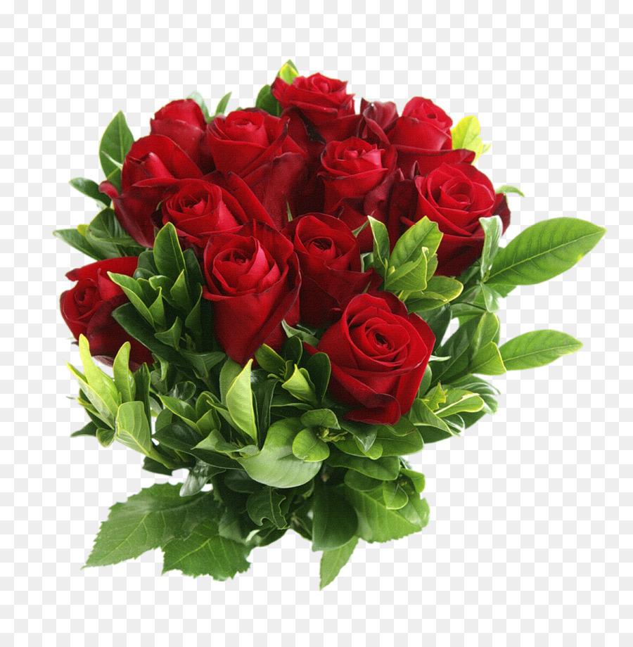 Flower bouquet Rose Clip art - rose png download - 1018*1024 - Free ...