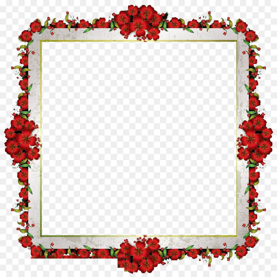 Rot Clip-art - Kostenlose Kreative ziehen Sie den roten Rahmen png ...