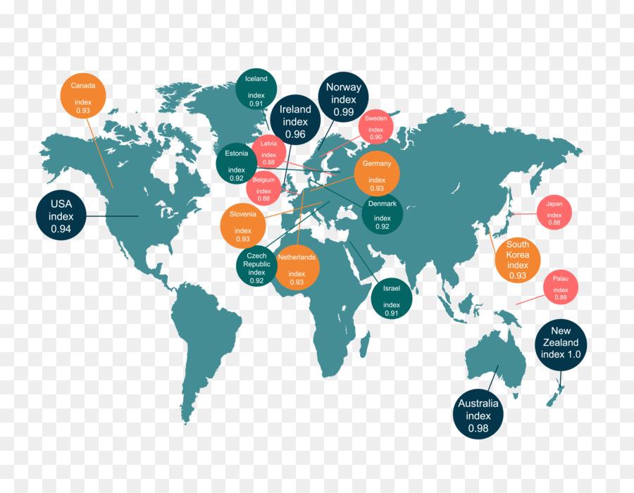 world map globe wall decal vector cartoon material world map