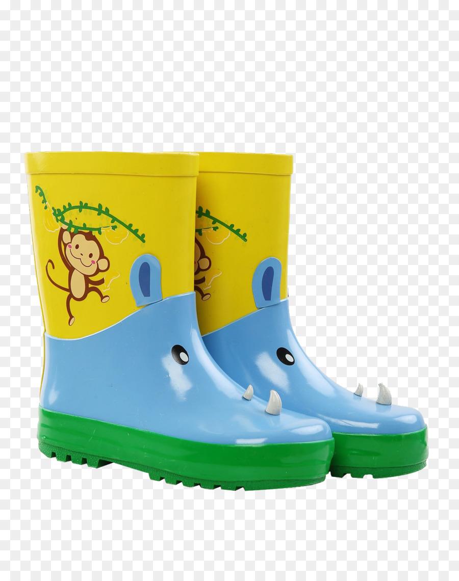 cartoon drawing designer wellington boot cartoon rain boots png