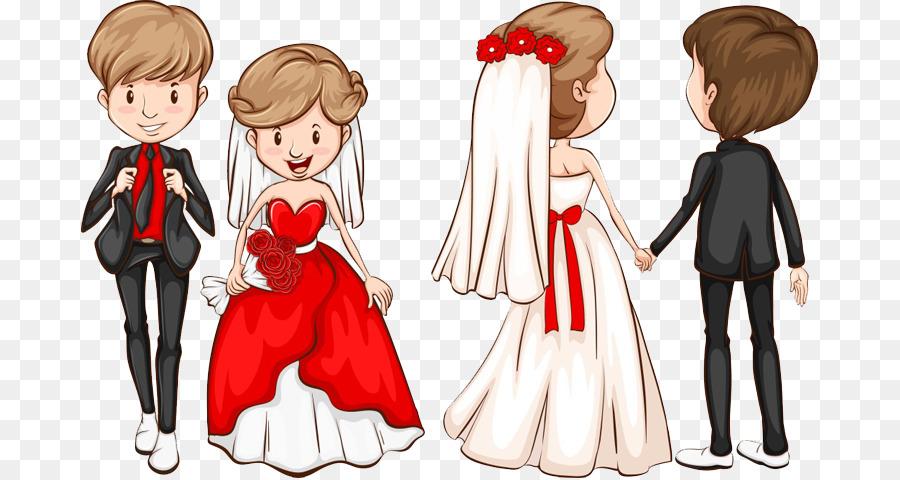 Hochzeit Einladung Ehe Clip Art Braut Und Brautigam Png