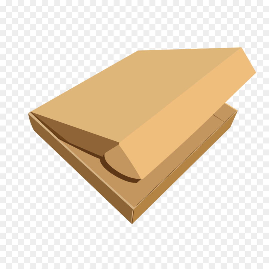 Paper Cardboard box Packaging and labeling - Box template png ...