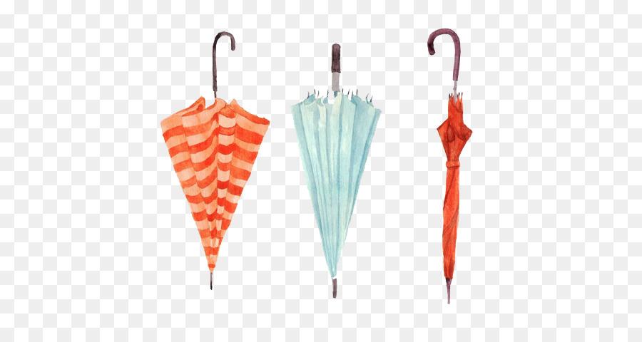 Boyama şemsiye Karikatür Suluboya Suluboya şemsiye Png Indir 572