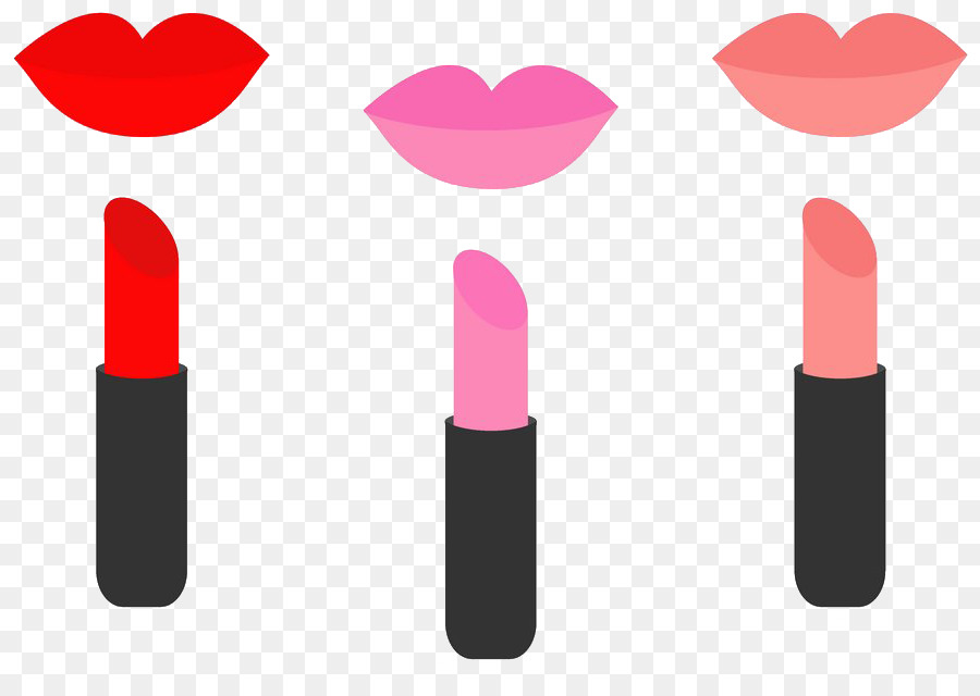lipstick cosmetics template lipstick color template png download