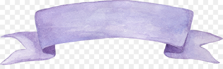 Couleur Lavande Peinture lavande française peinture à l'aquarelle icône - couleur du ruban