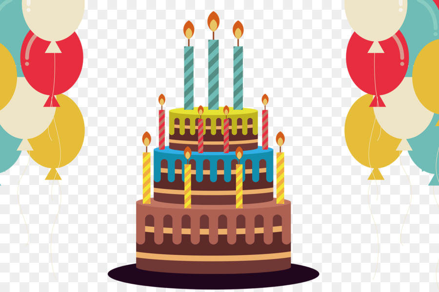 Birthday Cake Happy Birthday To You Birthday Cake Png Download