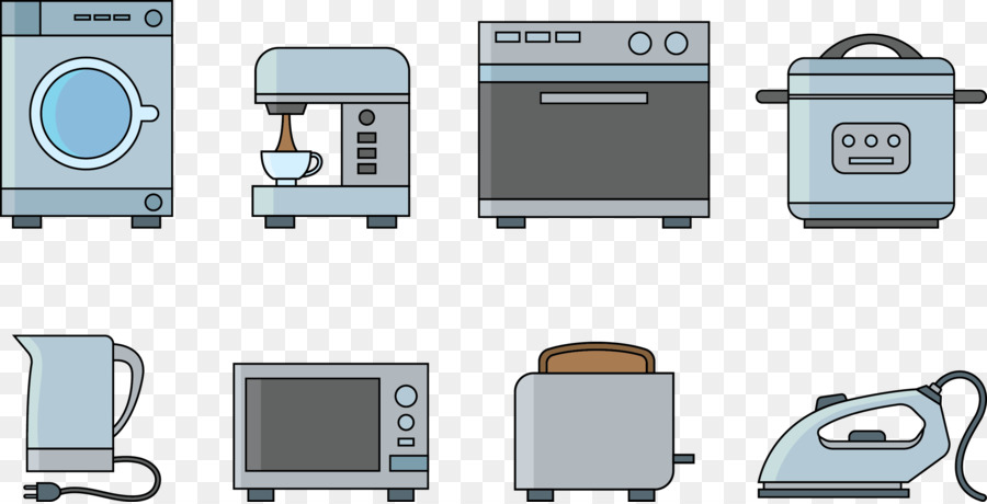 Kitchen Cartoon Png Download 2727 1388 Free Transparent
