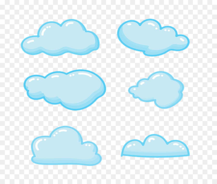 Cloud Drawing png download - 1136*936 - Free Transparent