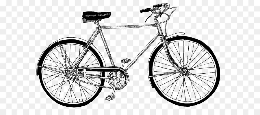 estrada de bicicleta desenho de ciclismo bmx pintados à mão de