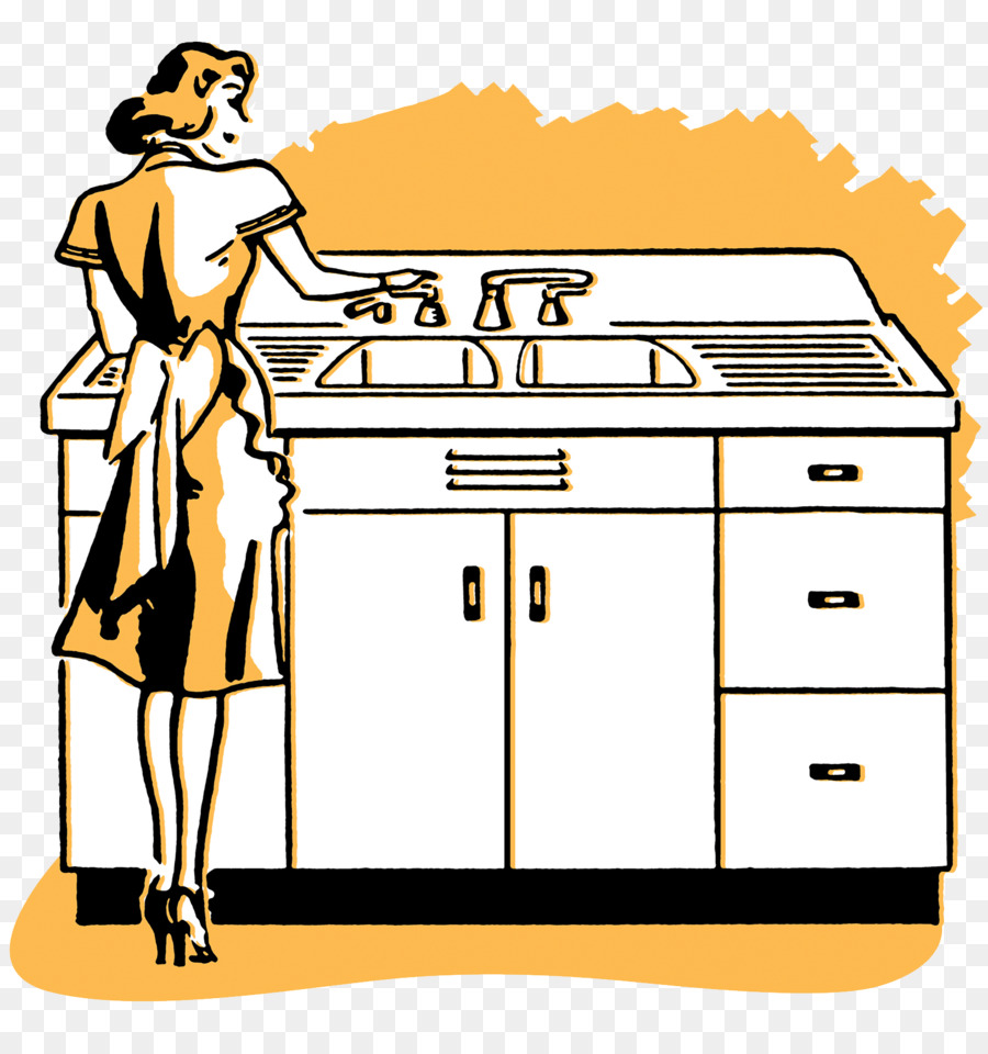 dishwashing drawing tableware clip art kitchen cabinet comics png rh kisspng com clip art kitchen utensils clip art kitchen tools