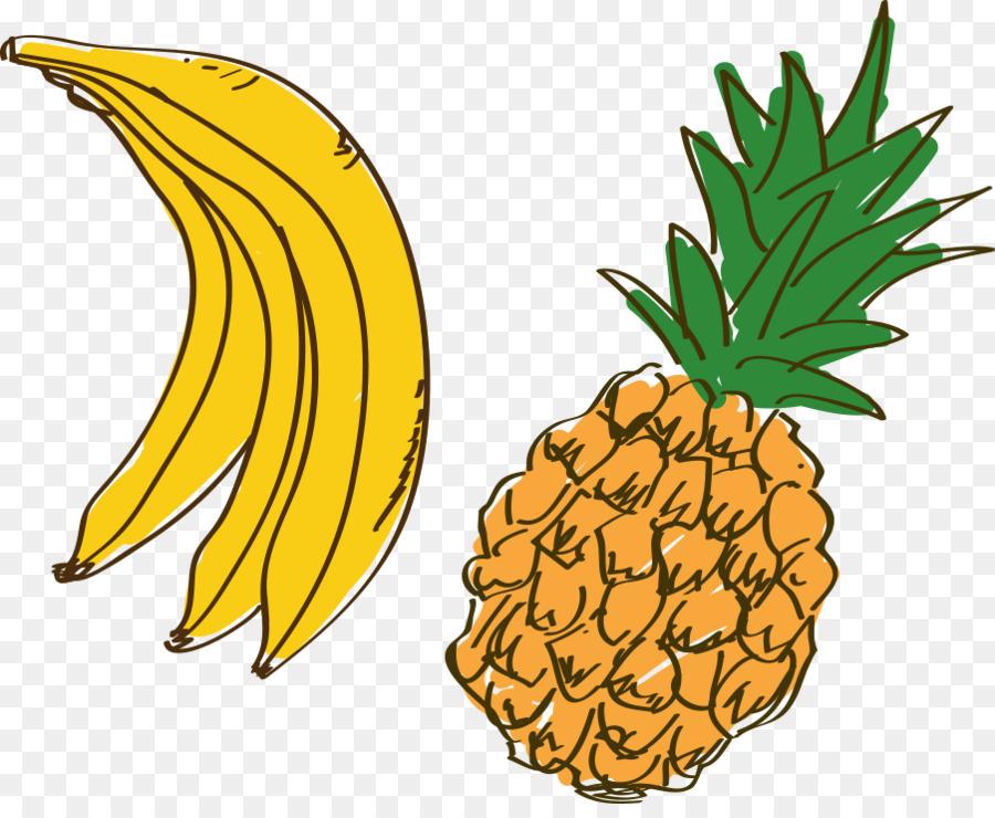 Meyve Boyama Kitabı Karikatür Auglis Elle çizilmiş Karikatür Meyve