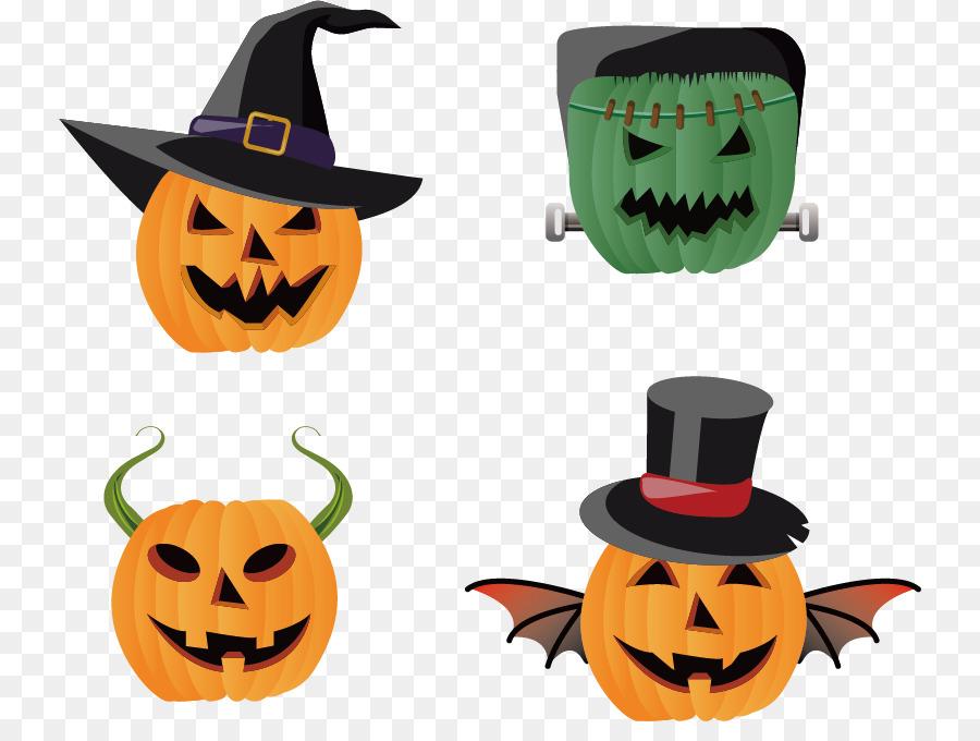 Frankenstein el monstruo de Halloween, Jack-o-lantern - La calabaza ...