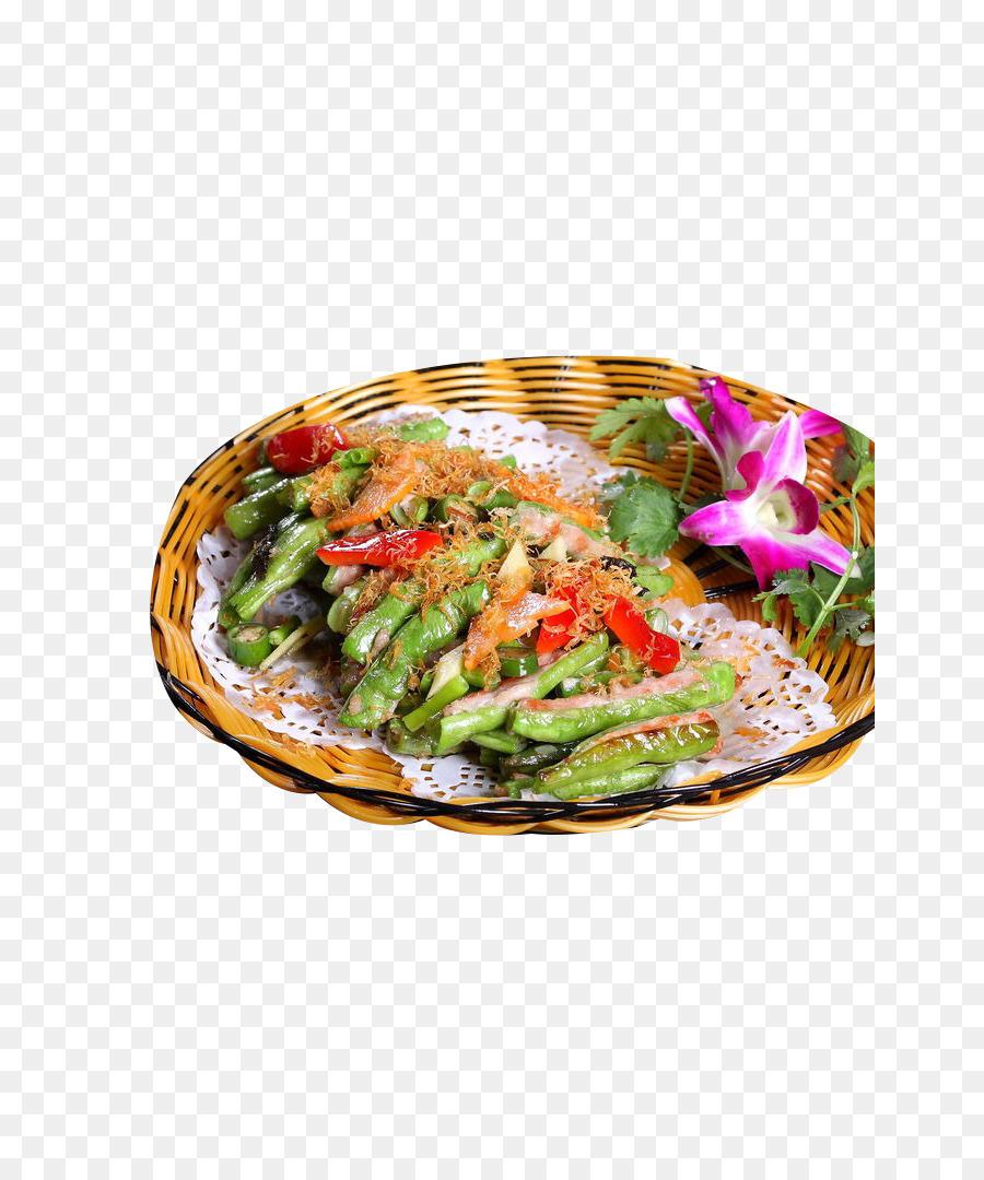 Indische Küche Vegetarische Küche Paprika Common Bean - Fleisch ...