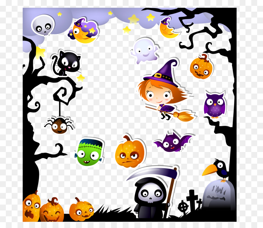 halloween bat clip art hand painted pattern vector halloween png