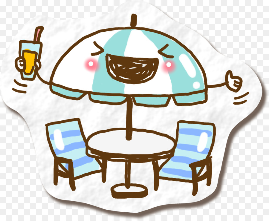 drawing cartoon cartoon beach chair png download 1091 895 free
