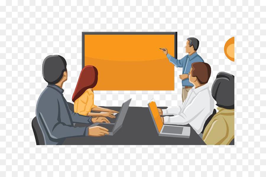Business Meeting Cartoons and Comics - funny pictures from ... |Business Meeting Cartoon Person