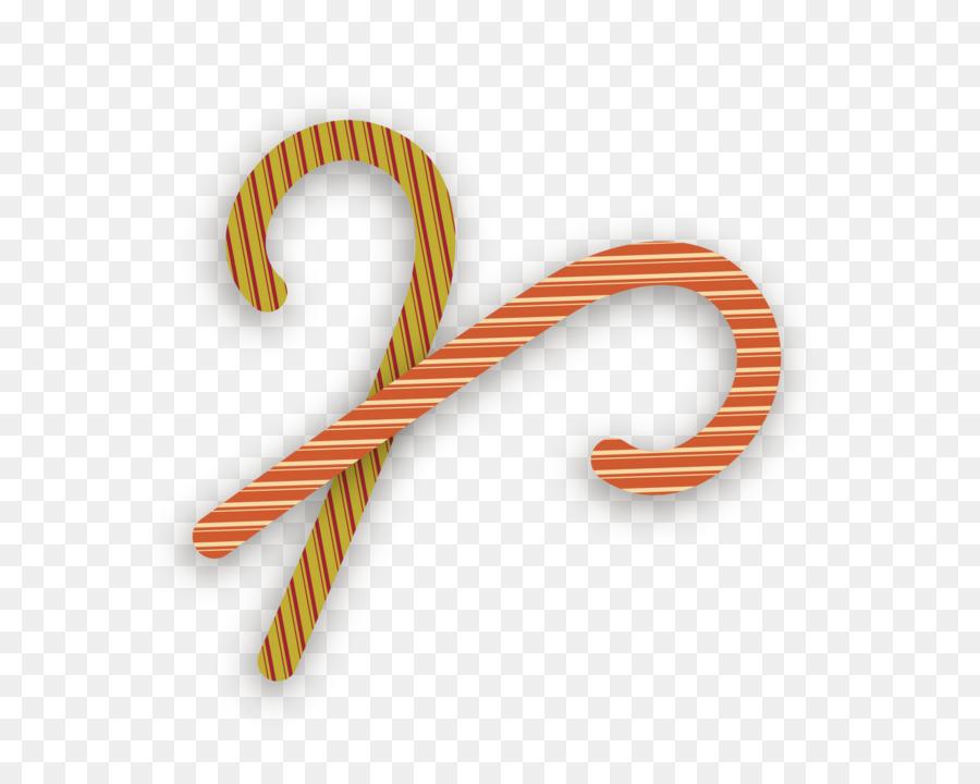 candy cane crutch ribbon halloween candy cane