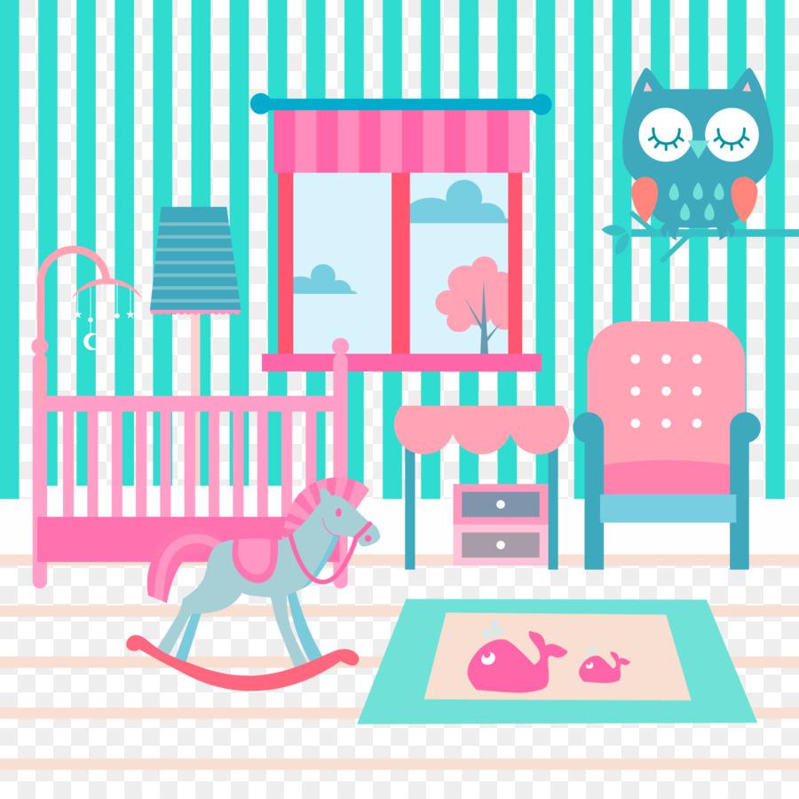 Muebles cama para Bebé Combinado de Aplastar a la Habitación de ...
