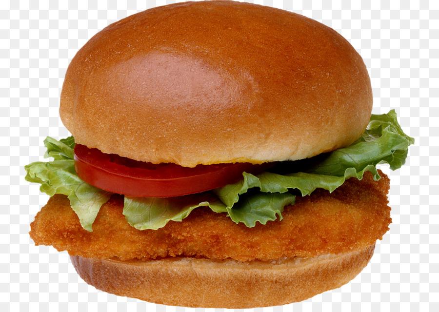 Hamburger Chicken Sandwich Veggie Burger Fast Food Hot Dog Tasty