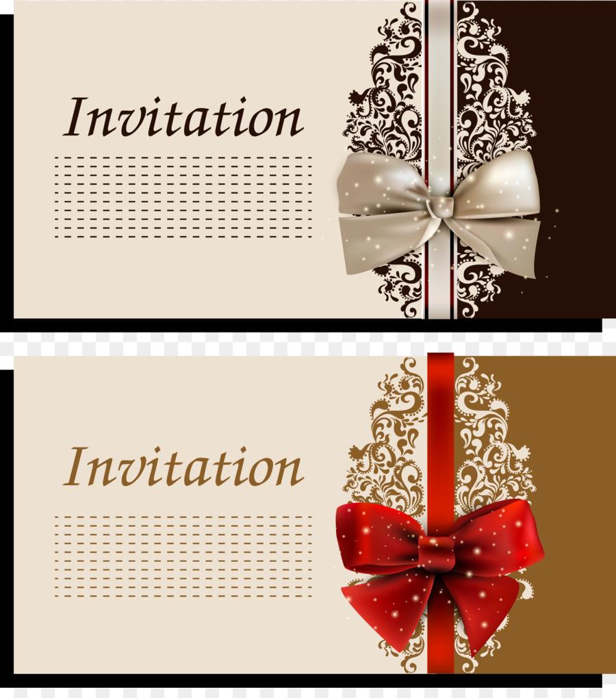 Invitación de la boda Plantilla de Matrimonio - Las tarjetas de ...