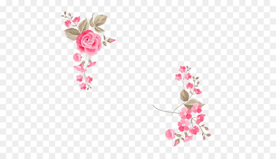 wedding invitation flower greeting card illustration rose