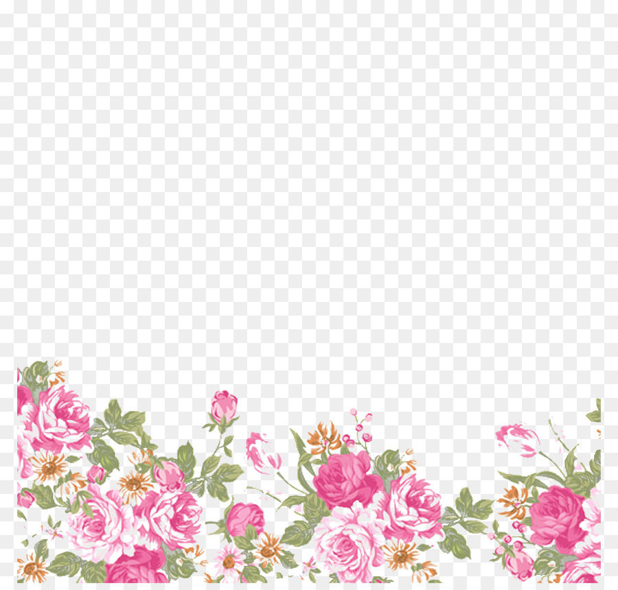 Floral Design Flower Wedding Clip Art