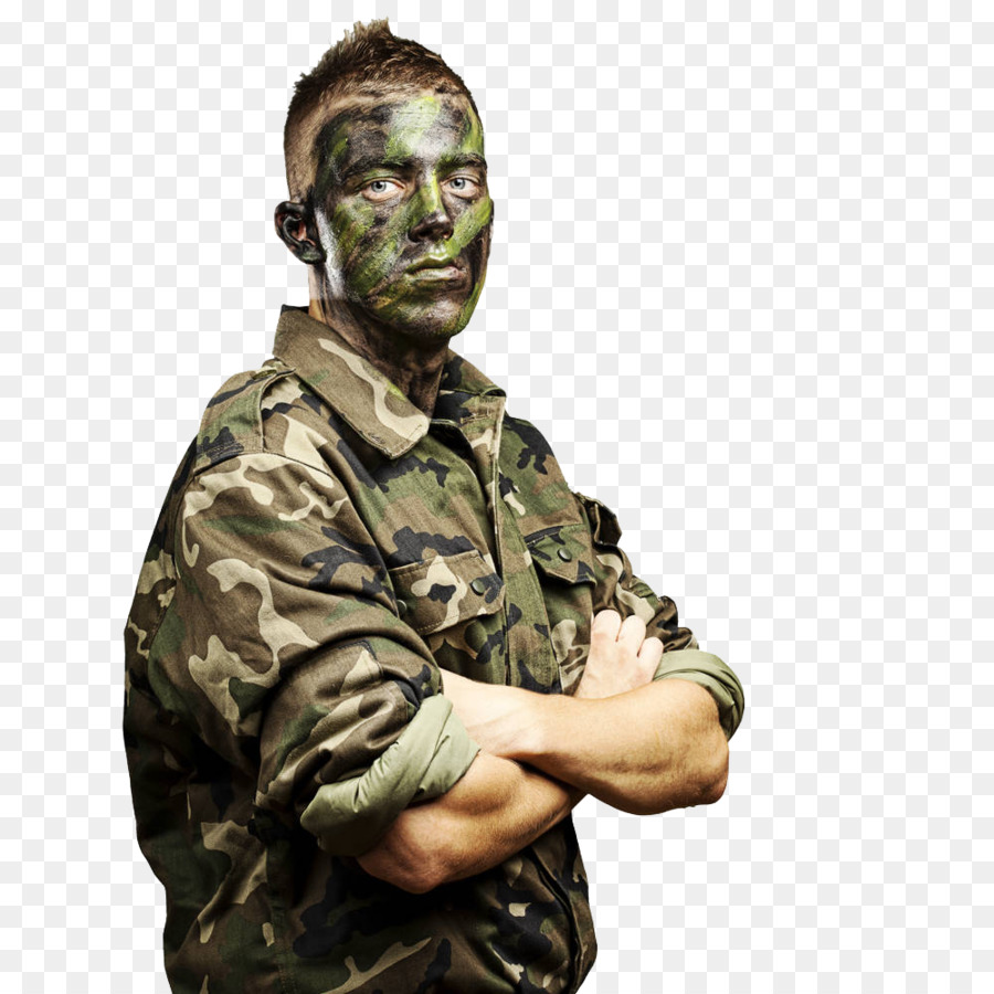 Soldier Military Person png download - 1000*1000 - Free Transparent
