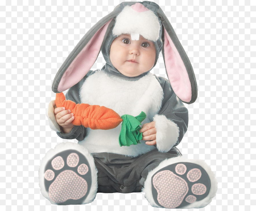144245086 Easter Bunny Costume Infant Rabbit Child - Bunny cartoon baby dress ...