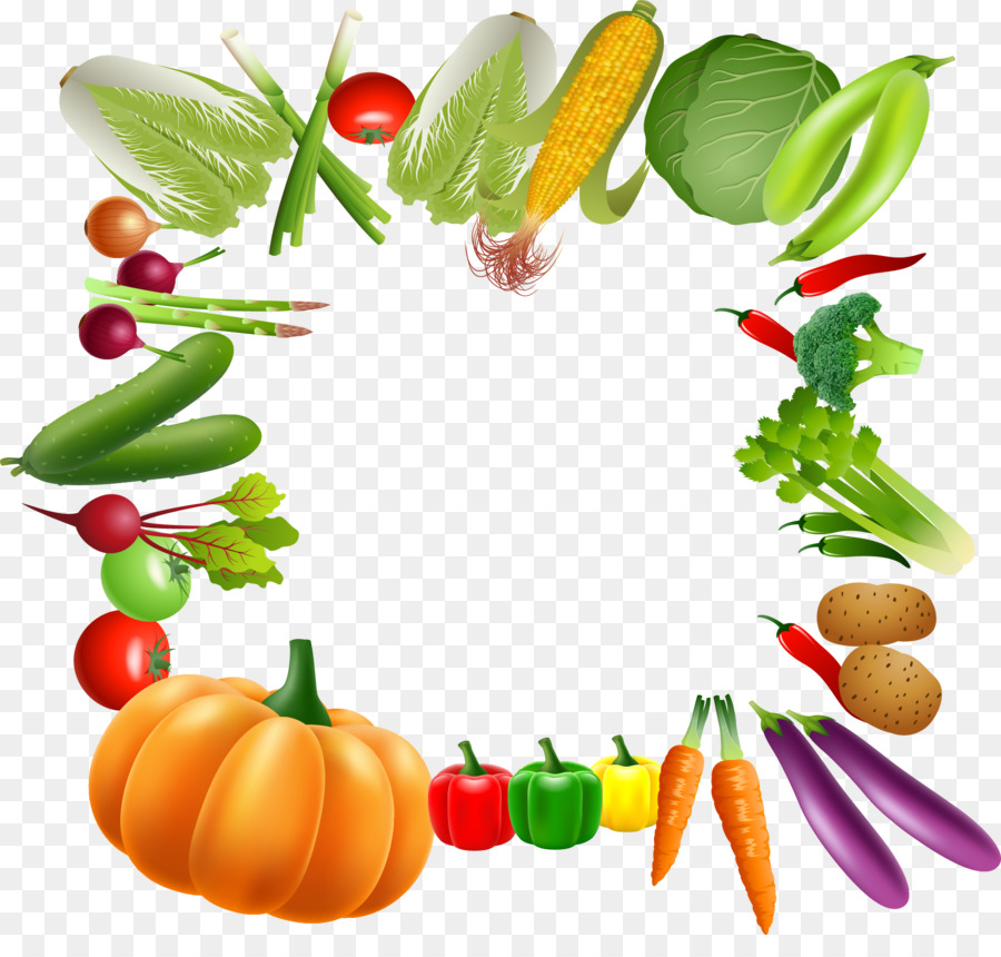 Vegetable Vegetarian cuisine Fruit Clip art - Vegetable ...