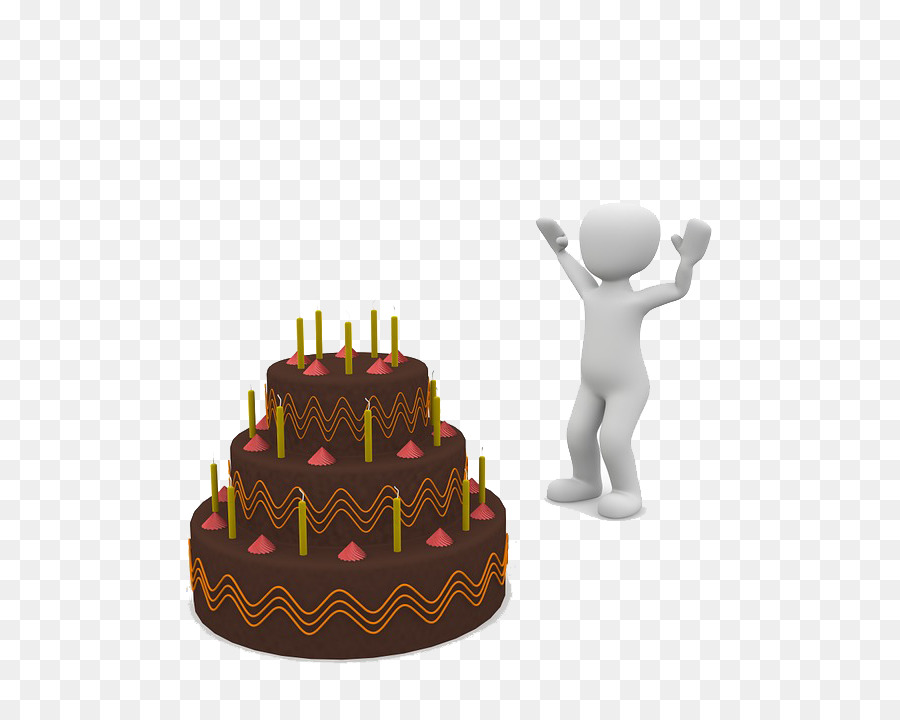 Birthday Cake Chocolate Cuisine PNG