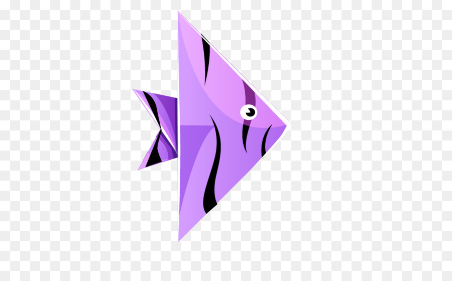 Origami Fish Pattern