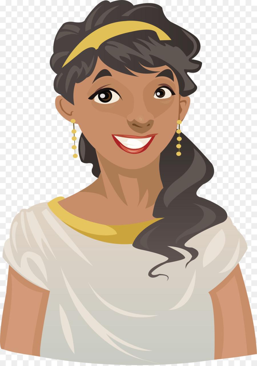 hera cartoon greek mythology illustration beautiful black woman rh kisspng com cartoon therapy cartoon therapy
