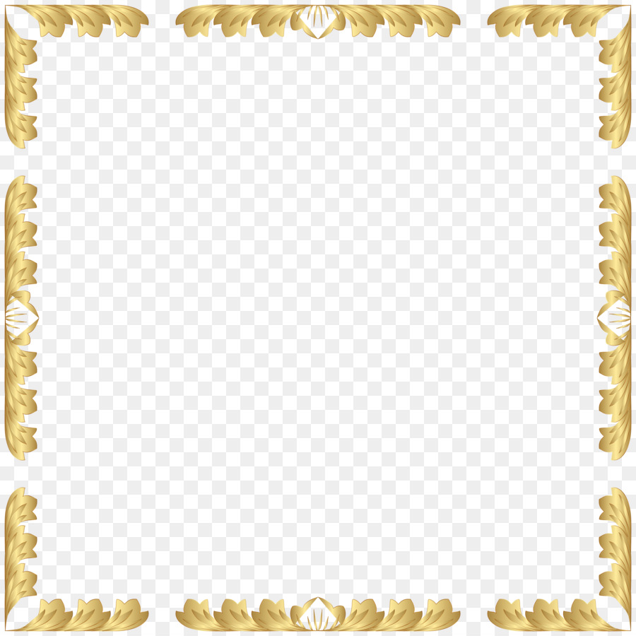 Borders and Frames Picture frame Decorative arts Clip art ...