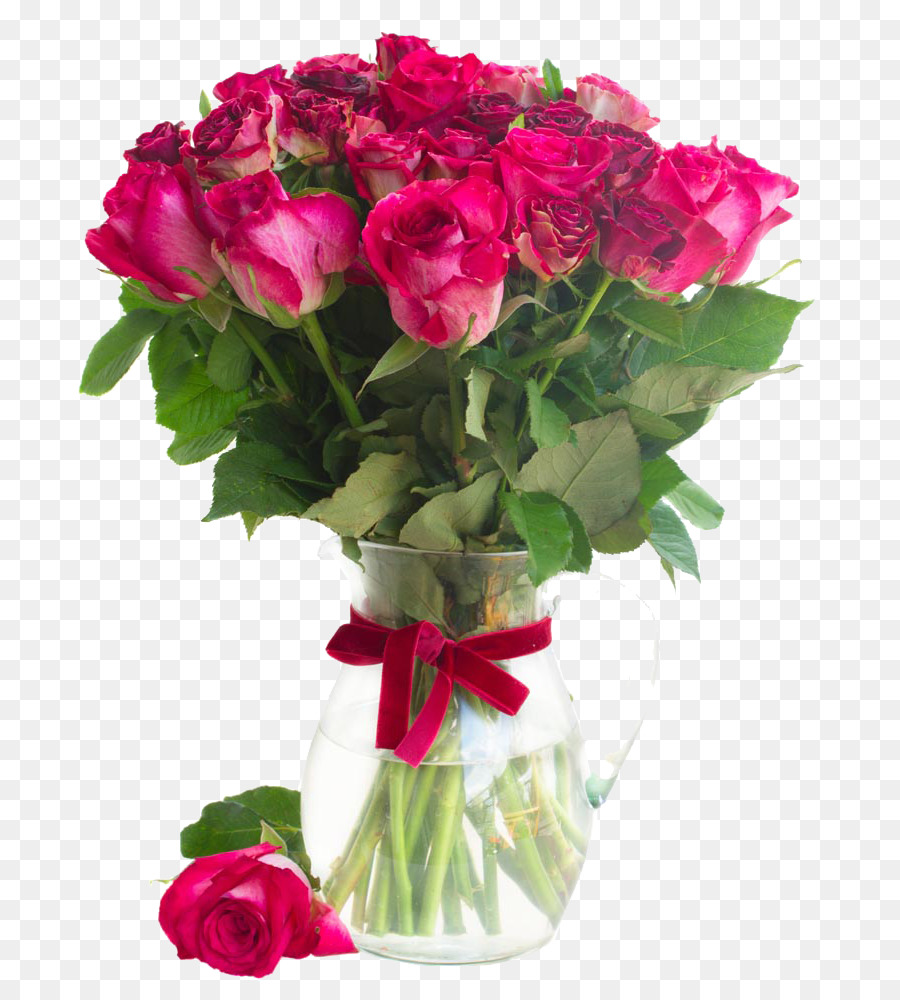 Rose Flower Bouquet Stock Photography Glass Vase Of Roses Image