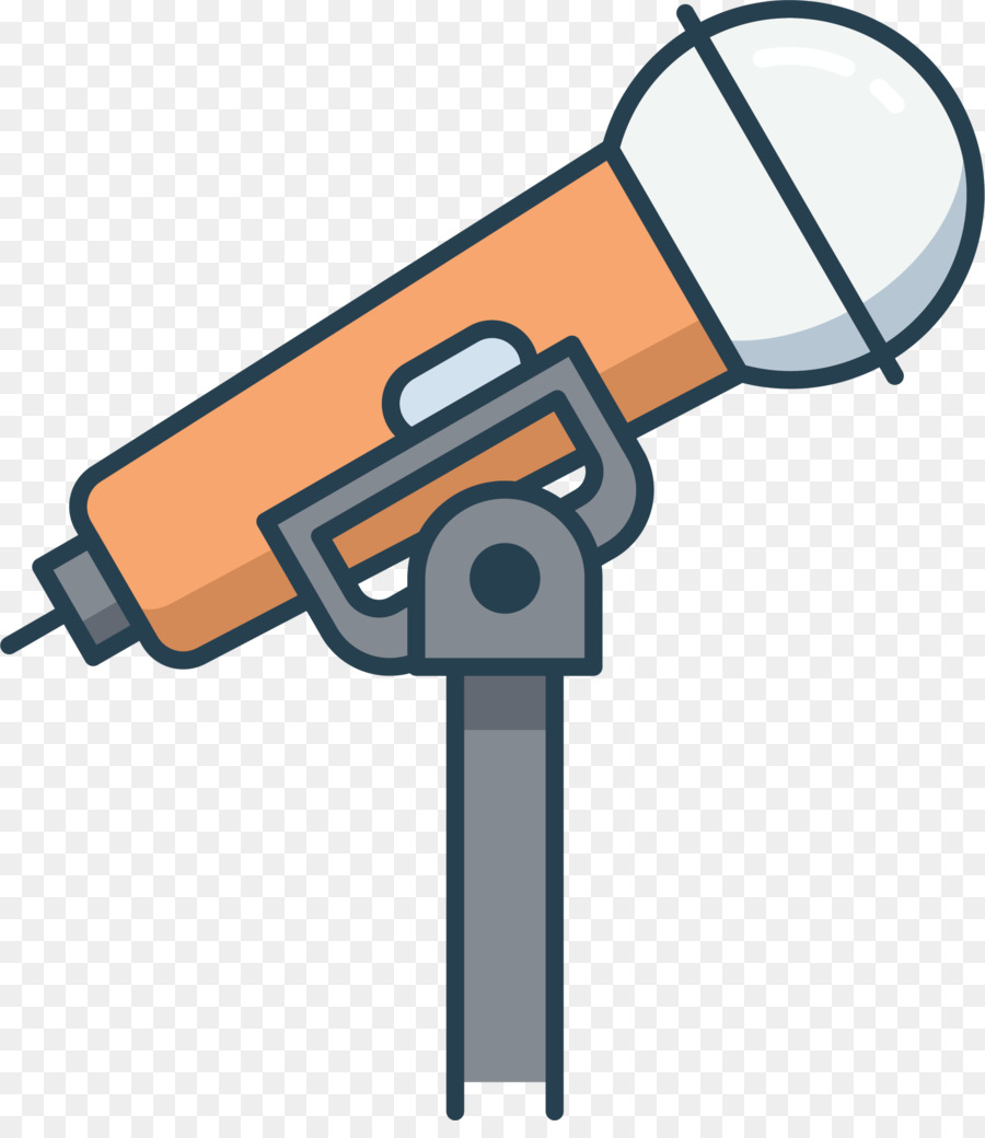 microphone cartoon animation icon cartoon microphone icon png