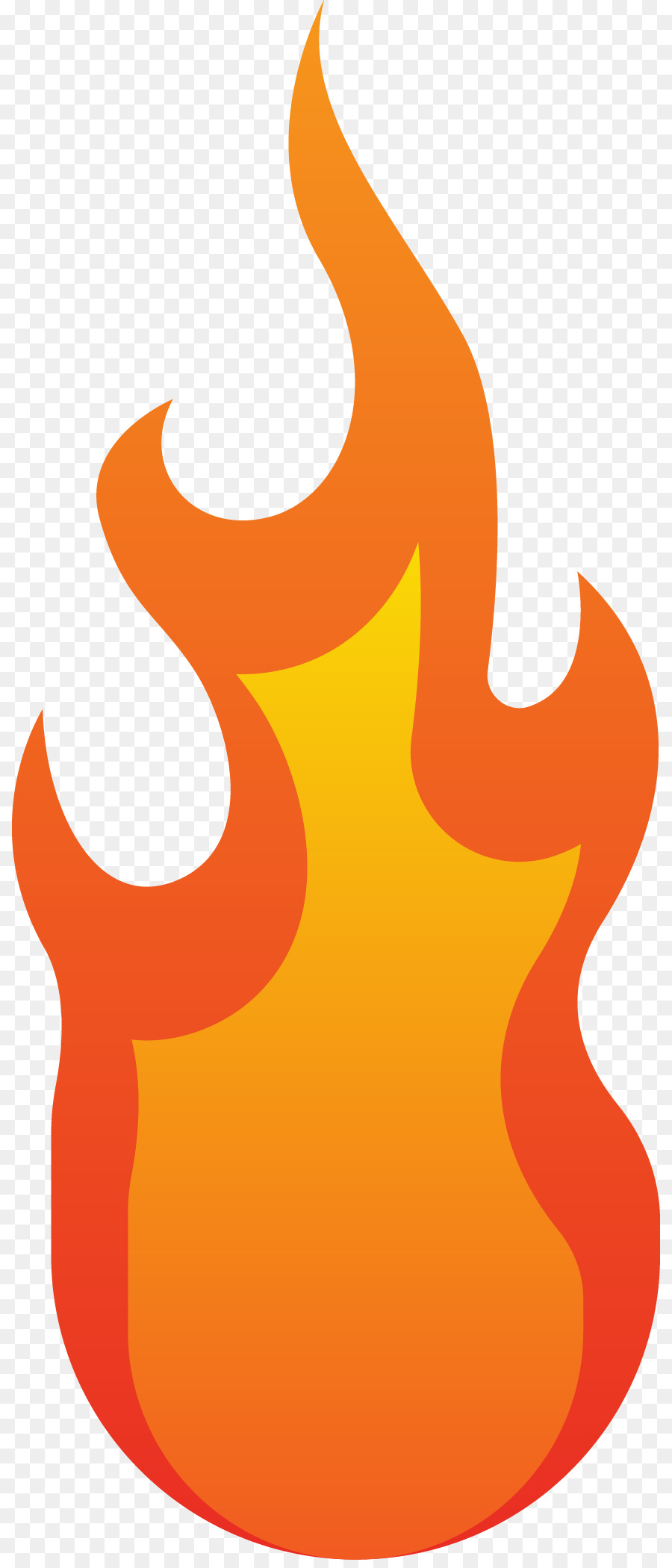 fire flame combustion cartoon fire png download 868 2089 free rh kisspng com cartoon flames images cartoon flame ring