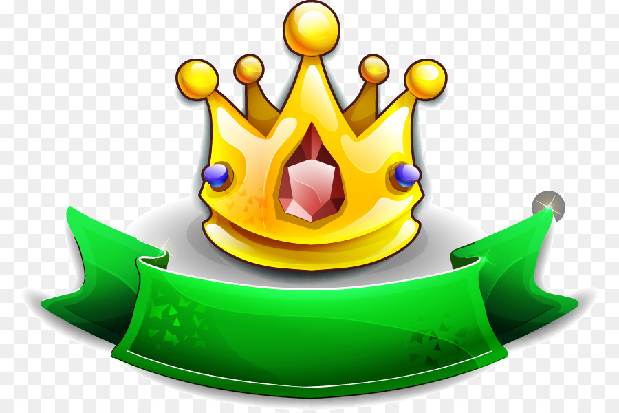 Image result for green and yellow crown