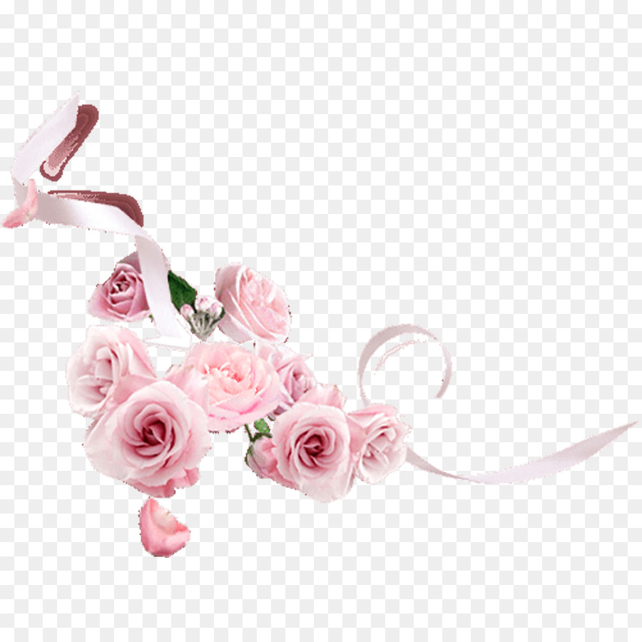 Garden roses ribbon pink clip art pink ribbon rose corners garden roses ribbon pink clip art pink ribbon rose corners renderings mightylinksfo