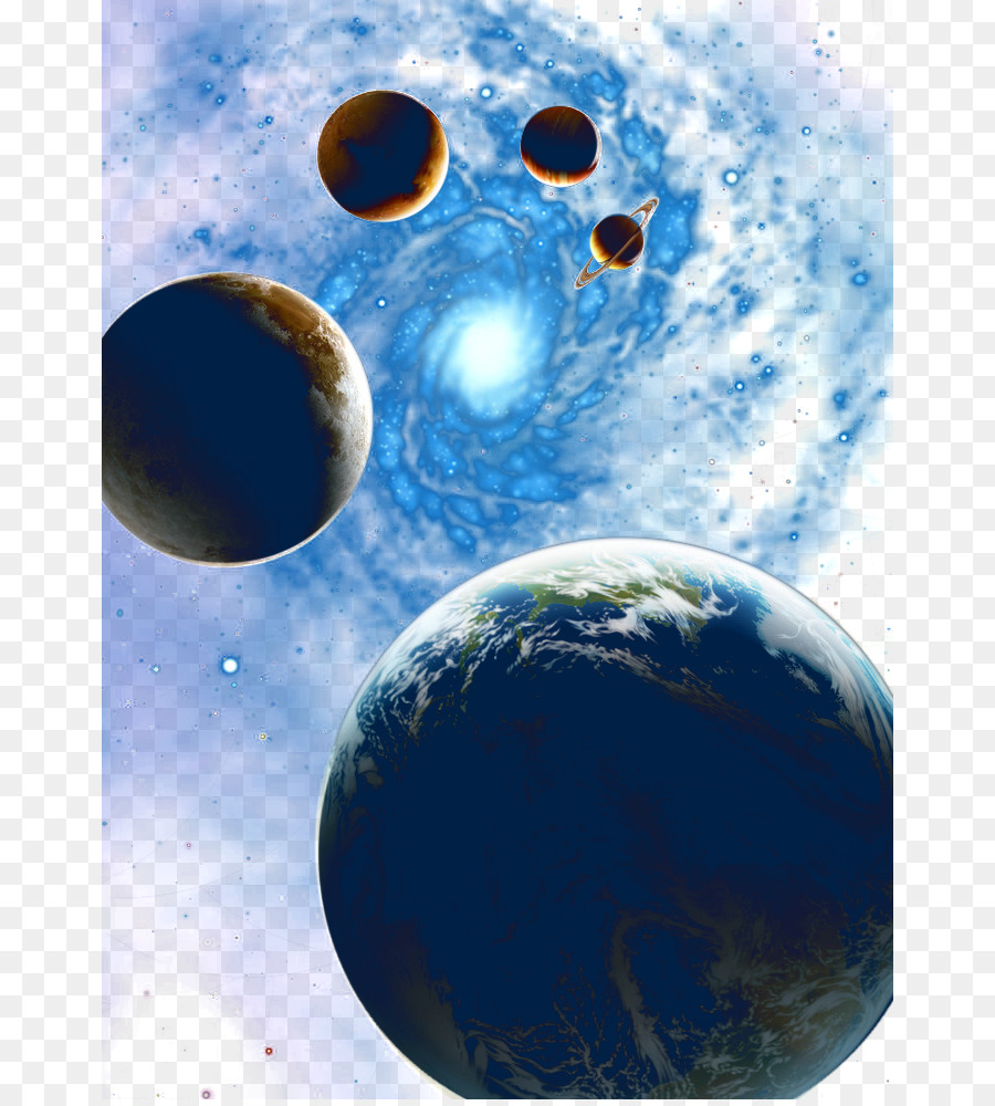 Earth Atmosphere Planet Solar System - Planets png ...