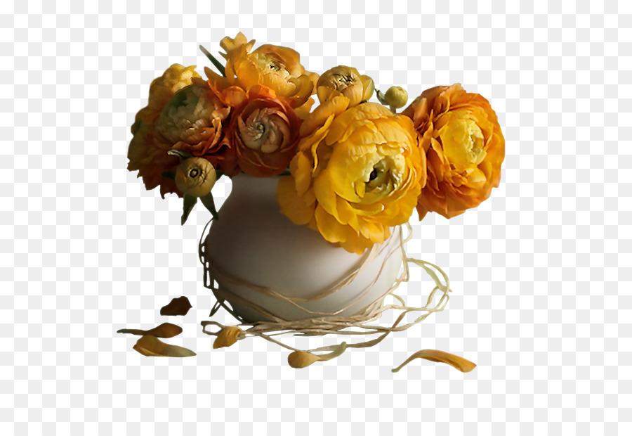 Flower Vase Animation Clip Art Pretty Rose Png Download 620604