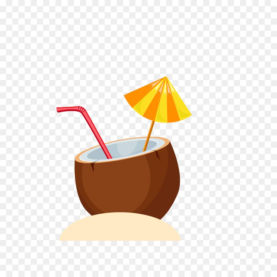 Coconut Milk Water Drink
